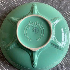 Fiestaware Mint Green Pedestal Fiesta Bowl